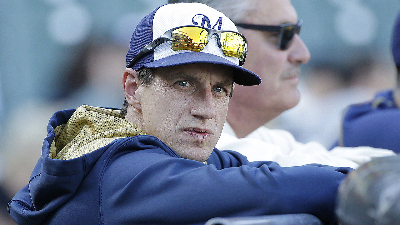 Minors coaches among Brewers' callups